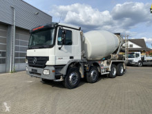 Camion occasion Mercedes Actros Stetter 9m³