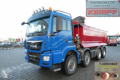 Camion benne MAN TG-S ca. 17m³ THERMO-MULDE