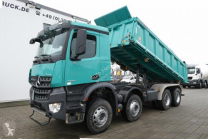 Mercedes Arocs truck used three-way side tipper