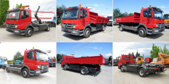 Camion Mercedes Atego 1529 L Wechselfahrgestell Wechselsystem châssis occasion