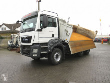 MAN 26.480 TG-S Intarder, Bordmatik truck used three-way side tipper
