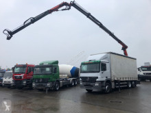 Camion Mercedes Actros Funk+Jib 22,5m plateau occasion