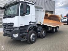 Camion benne Mercedes Arocs 4143 8x4 4-Achs Kipper Meiller Bordmatik