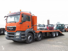 Camion plateau occasion MAN TG-S hydr. Rampen+Winde