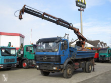 Camion Mercedes SK benne occasion
