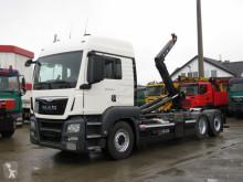 camion MAN TG-S Lift+Lenkachse