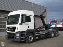 Camion MAN TG-S Lift+Lenkachse polybenne occasion