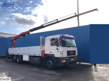 MAN 26.403 truck used flatbed