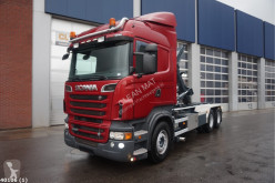 Scania R 620 truck used hook arm system