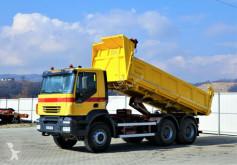 ciężarówka Iveco Trakker 350 Kipper + Bordmatic 5,20m 6x4 !