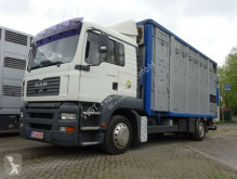 Camion van à chevaux occasion MAN 18.310 KABA Doppelstock