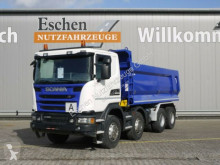 Scania G 450, 8x4, AP Achsen, Retarder LKW