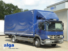 camion Mercedes 1224 L Atego II, 7.200mm lang, LBW 1.5to., AHK