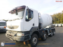 Renault Kerax 450 DXi truck used concrete mixer