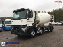 Camion calcestruzzo rotore / Mescolatore Renault Gamme C 430 NT concrete mixer