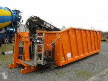 Used tipper nc Stahl Abrollcontainer, Kran Hiab 092-3