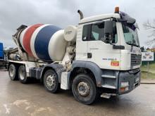 Camión MAN TGA 32.400 hormigón cuba / Mezclador usado
