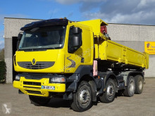 Camion Renault Kerax 450 DXi benne occasion
