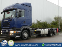 Camión BDF usado Scania R 410