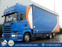 Camion Teloni scorrevoli (centinato) usato Scania R 450