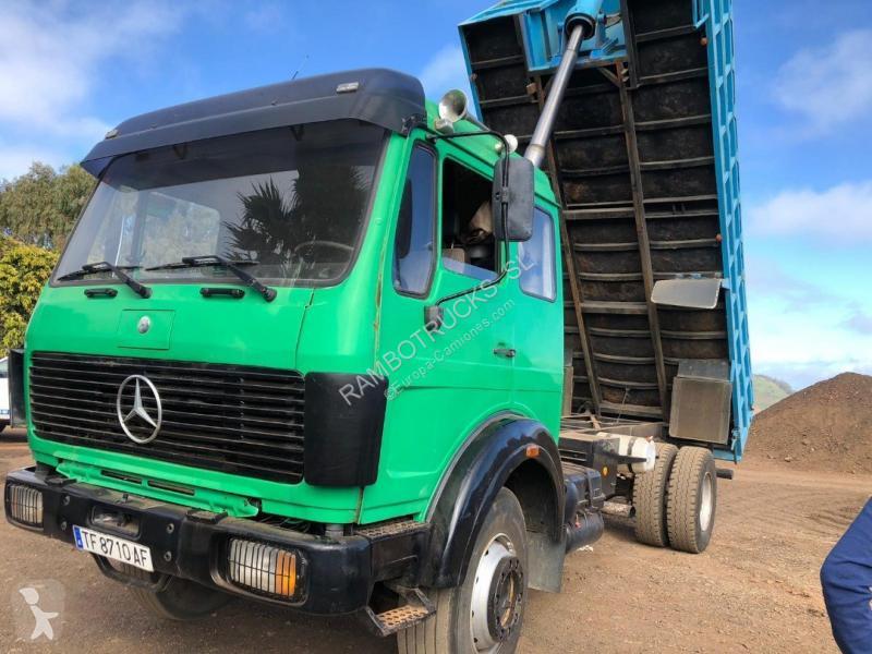 Voir les photos Camion Mercedes 1622