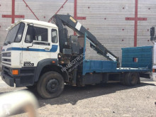 DAF 1900 truck used heavy equipment transport