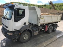 Camion benne TP Renault Kerax 370 DCI