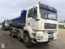 MAN TGA 35.390 truck used construction dump