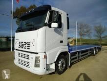 камион превоз на строителна техника Scania