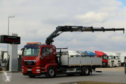 camion MAN TGS 18.360 / BOX- 7,25M+CRANE HIAB 244 / RADIO/