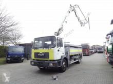 camion MAN 18.280 PUTZMEISTER M16
