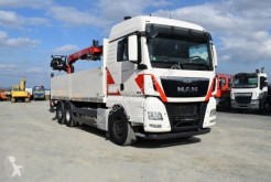 MAN 26.480 XLX / 6x4 / Fassi F 195 AS / EURO 6 grue mobile occasion