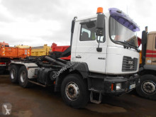 MAN F2000 27.314 truck used hook lift