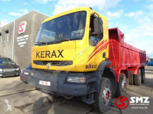 Camion benne occasion Renault Kerax 385