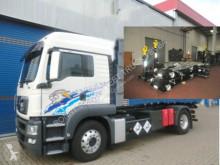 Camión MAN TGS 18.440 4x2 BL 18.440 4x2 BL Navi/Autom. Gancho portacontenedor usado