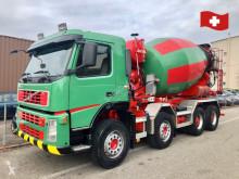 camion béton toupie / Malaxeur nc
