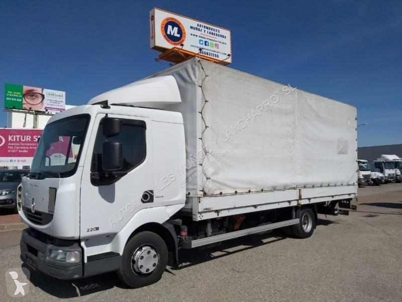Voir les photos Camion Renault Midlum 220