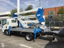 New articulated aerial platform truck Isuzu M21 Ground