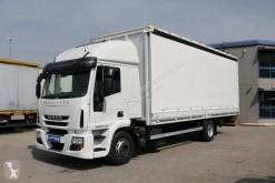 Camión lona corredera (tautliner) Iveco Eurocargo ML 120 E 28