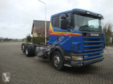 камион Scania 124-420 MANUAL GEARBOX CHASSIS
