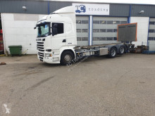 Camion Scania R 520 sasiu second-hand