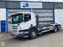 Scania P 380 truck used hook arm system