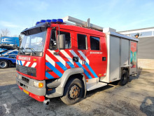 DAF LF55 truck used fire