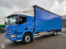 Scania P truck used tautliner