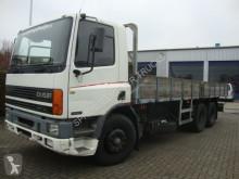 camion DAF daf75 270pk ati ful steel springs 10 tyres , BOX 7.70 L