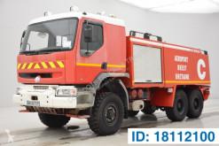 Ciężarówka wóz strażacki używana Renault Premium 385