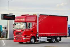 камион Scania R 410 / TOPLINE /EURO 6 / ACC / 55 M3 /19 EP /