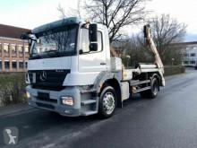 camion Mercedes AXOR 1833 MEILLER AK 12.T Absetzkipper D-Fzg. EU