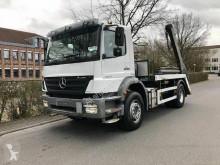 camion Mercedes AXOR 1833 Hyvalift Absetzkipper Blatt/Blatt D-Fz