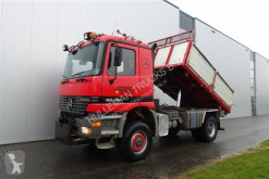 camion nc MERCEDES-BENZ - ACTROS 1840 4X4 FULL STEEL EURO 2